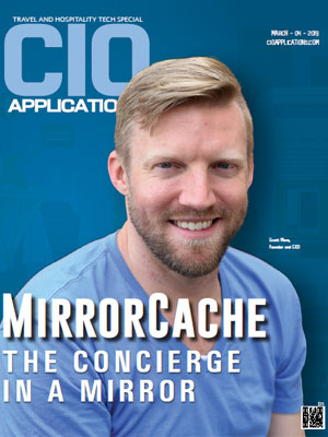 MirrorCache: The Concierge in a Mirror